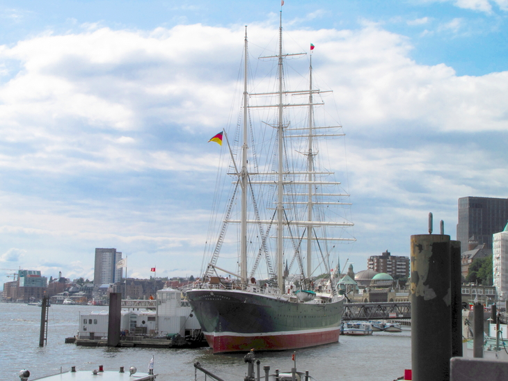 IMG_5384 - Fish & Ships - Rickmer Rickmers Museum
