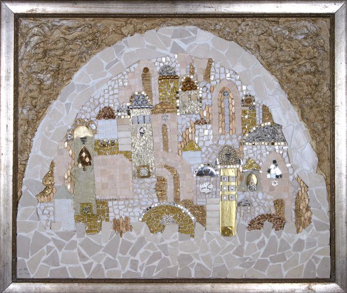 Jerusalem of hope