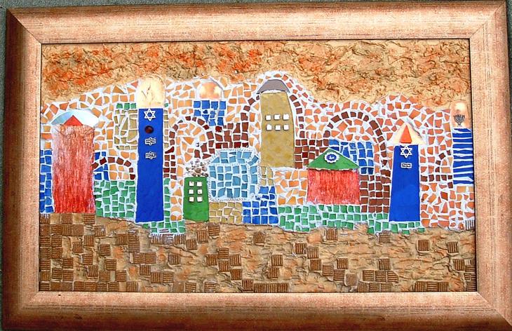 Jerusalem Of Colores