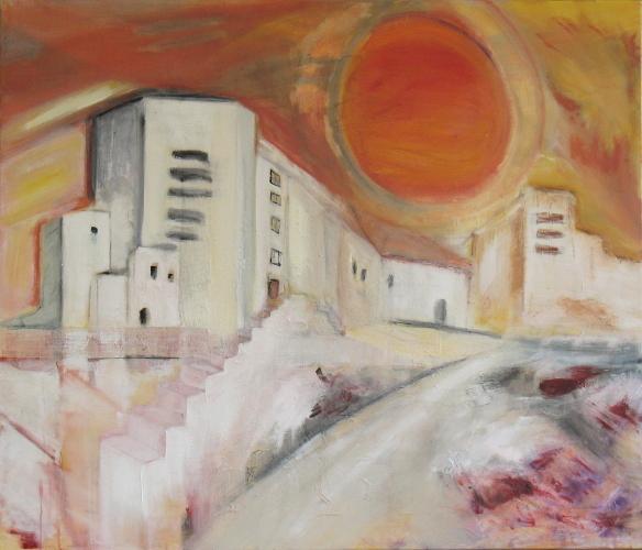 Algier, expressiv city