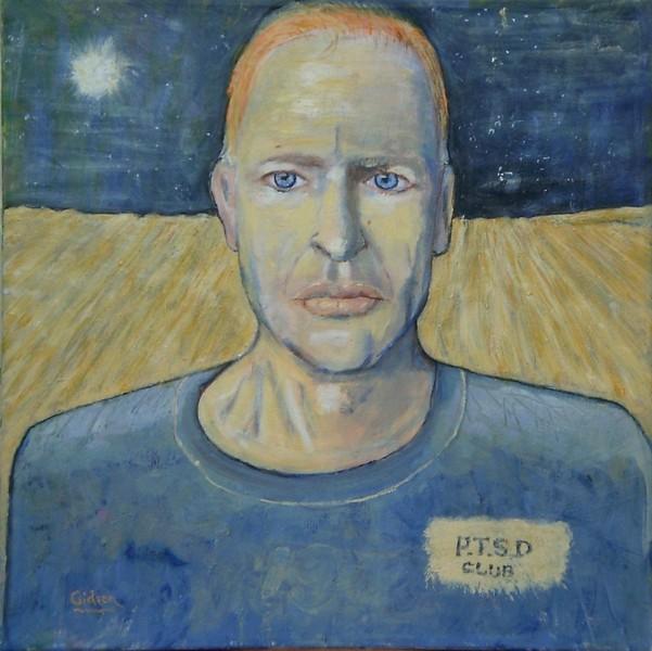 portret 5 - israeli art. gideon saar