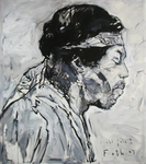 Jimi Hendrix ( 1942-1970)