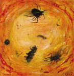Bugs (5) Orange