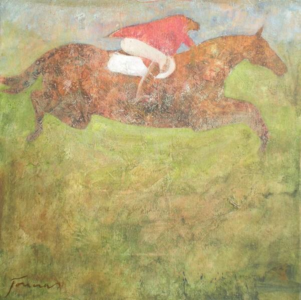 Le cavalier rouge