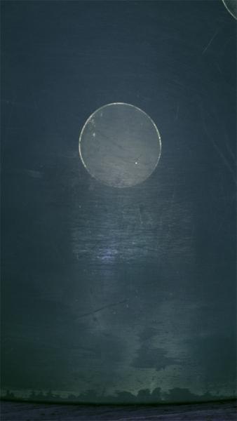 """""""Der Mond geht auf – man hört es kaum"""". Für Gerhard Schack."""
