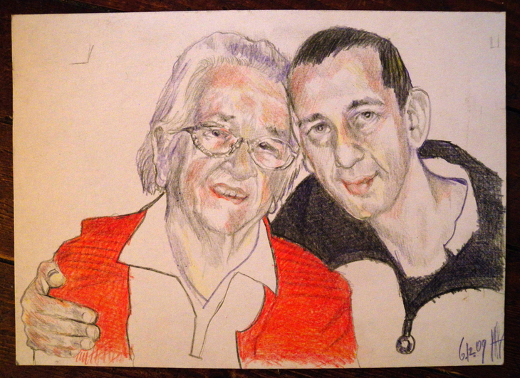 tom & oma