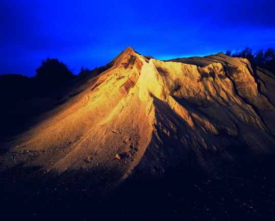 "untiteld, series ""night sand"""