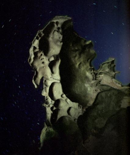 "untitled, series""night rock"""