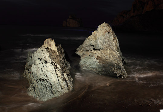 "untitled, series""night coast"""