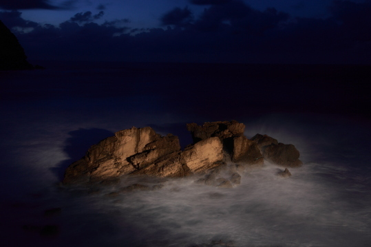 """untitled, series""""night coast"""""""
