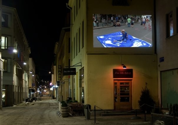 Public Projections in Gothenburg