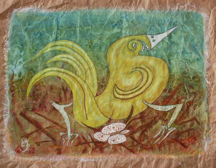 Der Nestflüchter