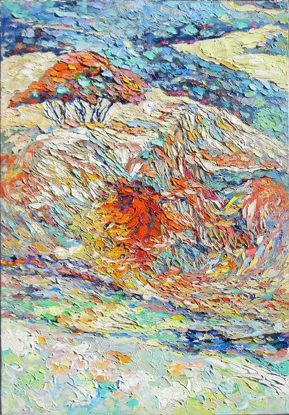 Opposie landscape 1