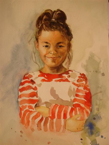 Little girl portrait (copy)