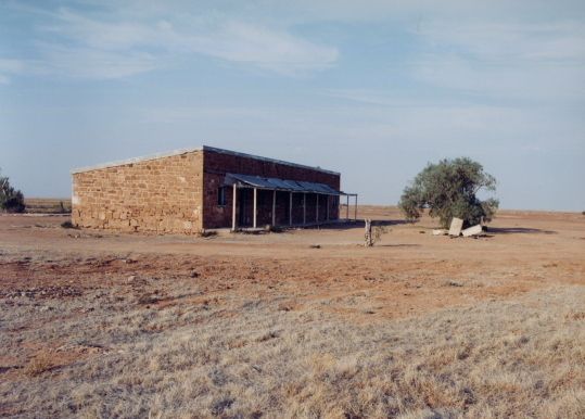 "untitled, series ""desert towns"""