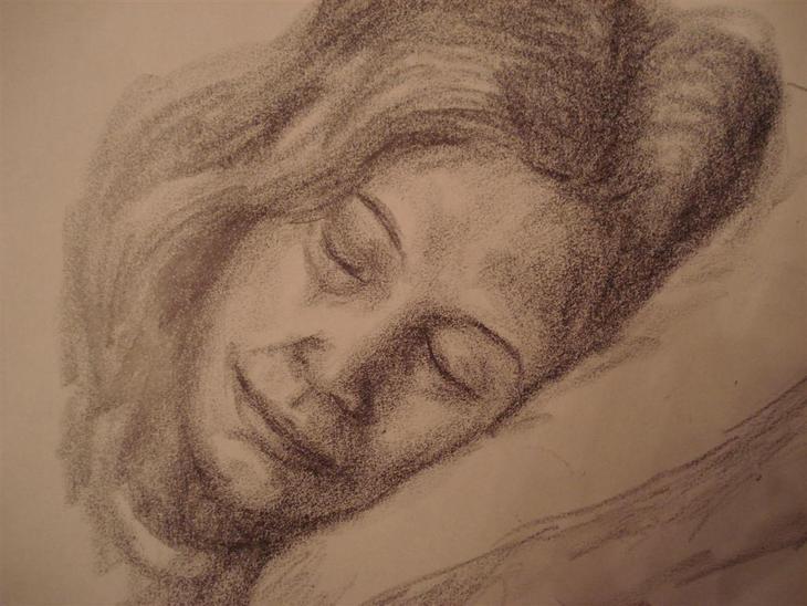 Ghazal, Asleep