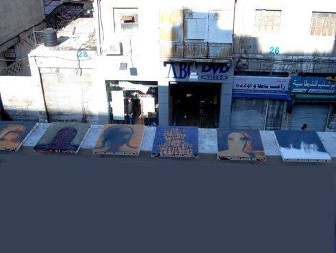 studio balcony
