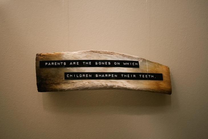 Parents are the Bones