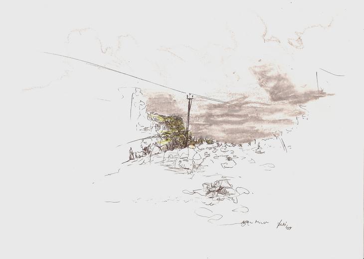 In den Bergen Arba Minchs 2
