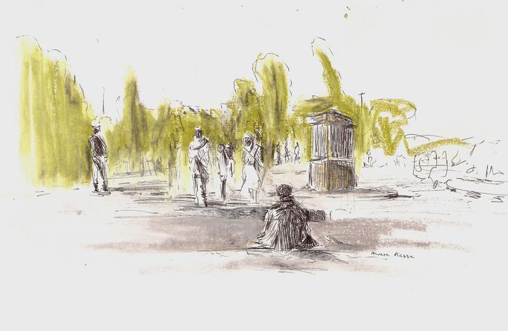 Awassa, Piazza