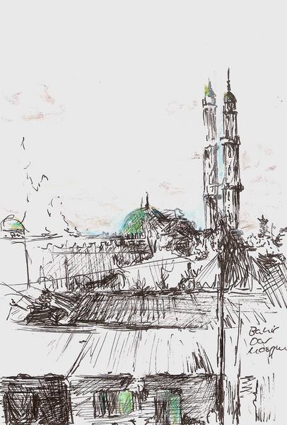 Bahir Dar, Moschee