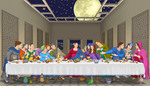 My Last Supper
