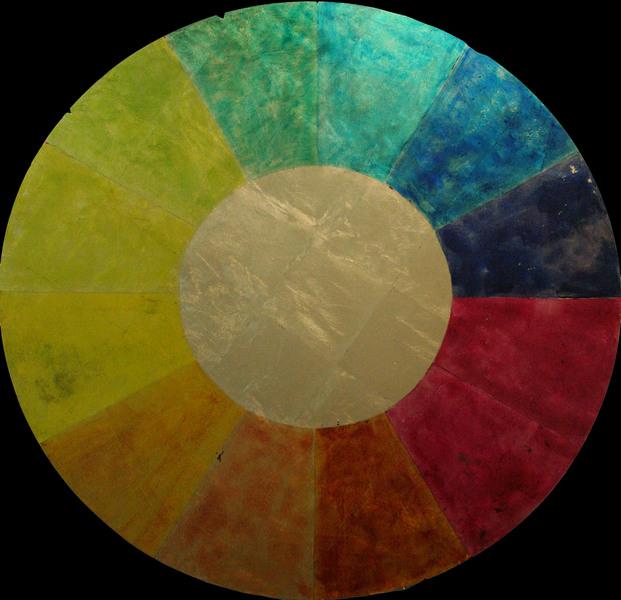 rueda de color 100diametro 1500€