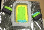 Screen Printing Cake
