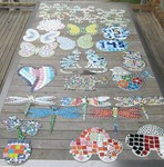 Collection of School Holiday Program Mosaics