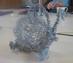 Wire Snail