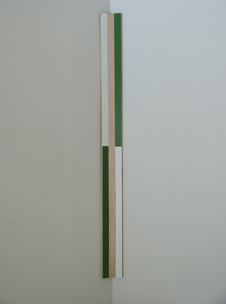 Paintings for Corners (green)