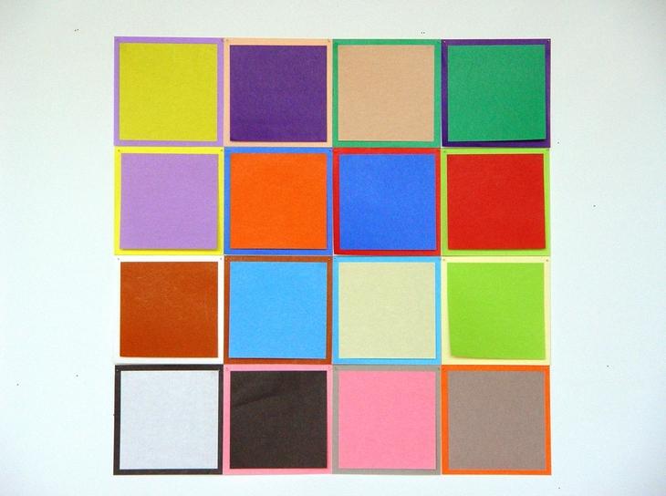 Square within a square within a square