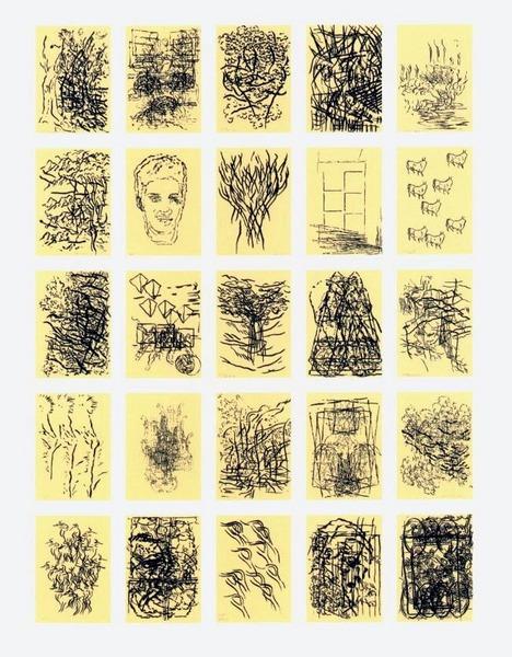 Ink Drawings 1992- 2007