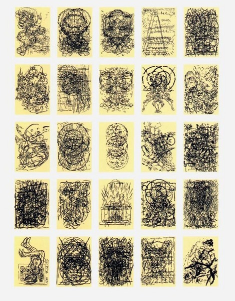Ink Drawings 1992- 2007