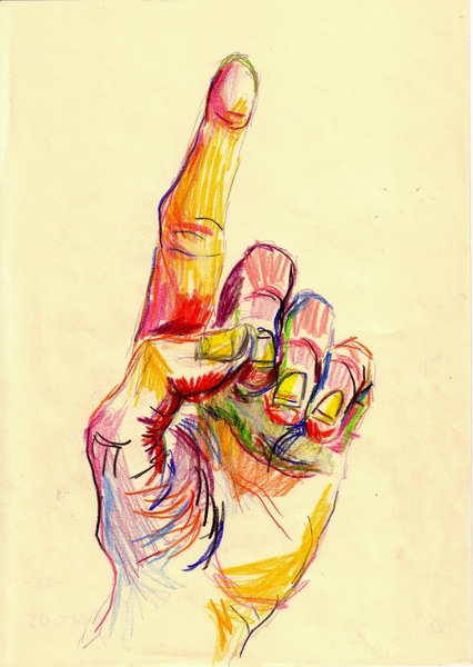 "Left Hand ""D"""
