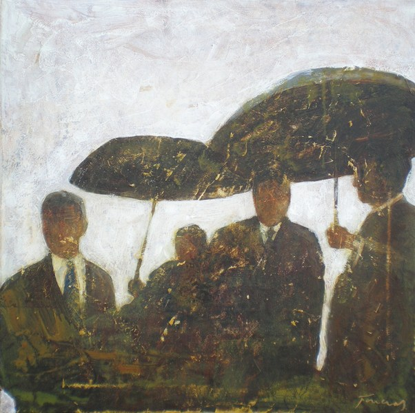 Les parapluies de Strasbourg