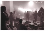 "JT, co-directing music video, ""Plan B"", with Robert Longo, 1992"