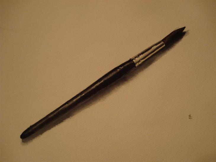 My dear brush