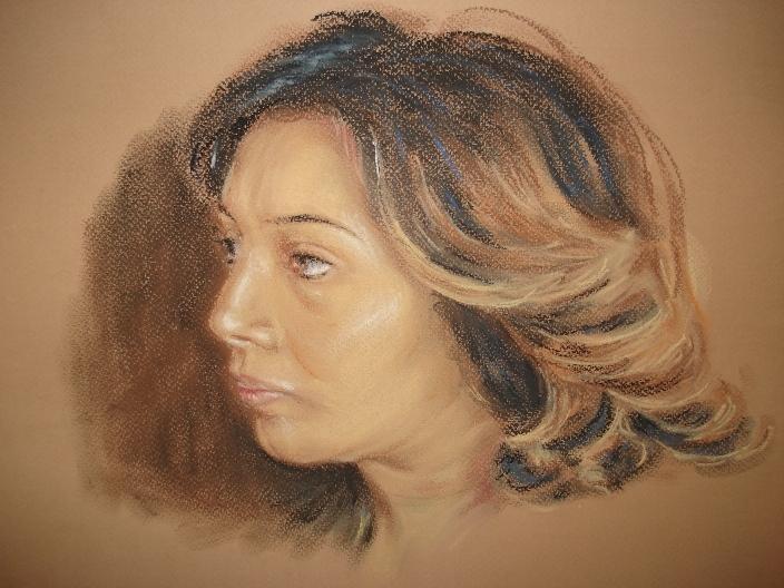Ghazal Portrait