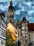 coburg-germany-painting