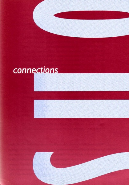 "Catalog, ""Connections"" Academy of Design Budapest 1996"