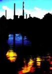 Donau By Night