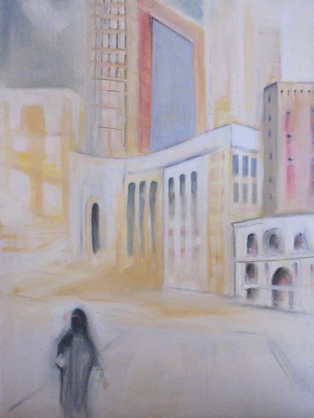 Arabic City (Mekka)