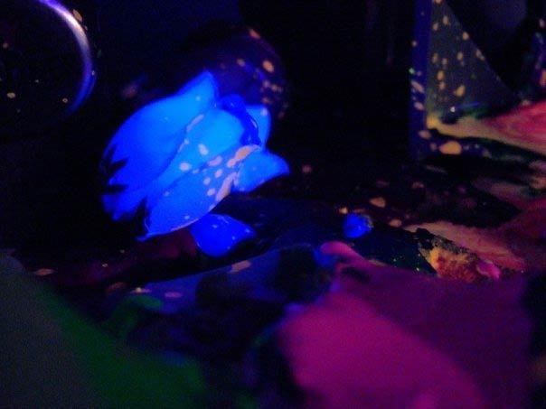 lightart biennale lichtkunst paradox paul flower