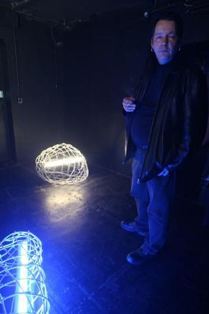 biennale lichtkunst lightart Mounty Zentara