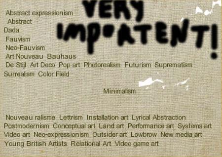 very importent