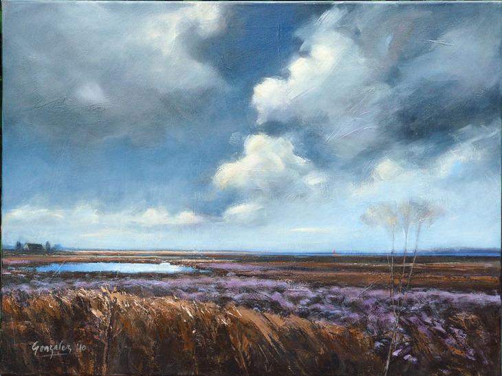 Coastal moorland