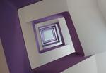 violet stairs