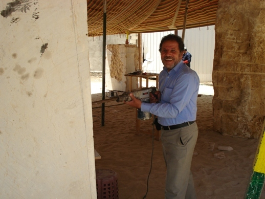 5th Jordanian international sculpture symposium 2010