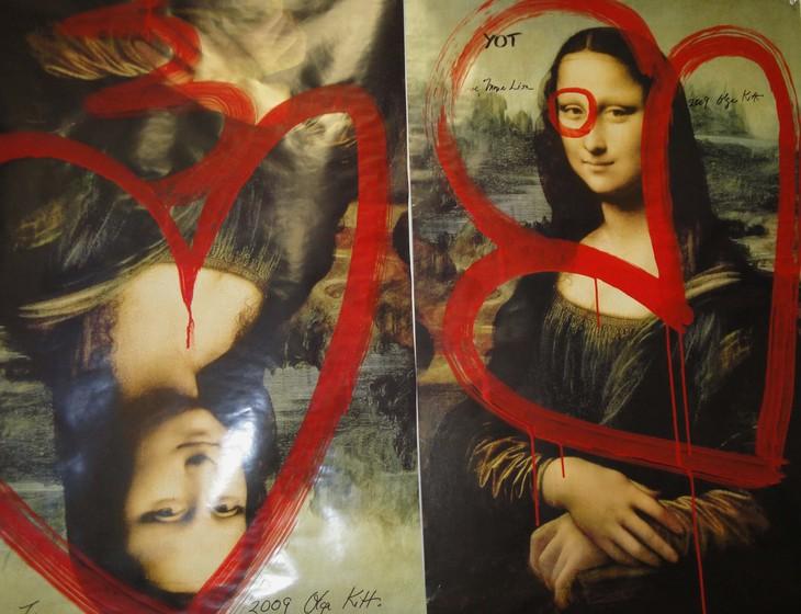 5  Love, Mona Lisa